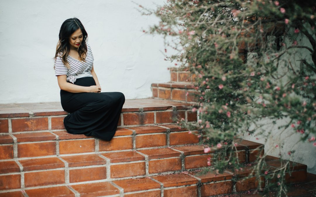 Non-Maternity Maternity Clothes & Bump-Dressing Tips | Part 1