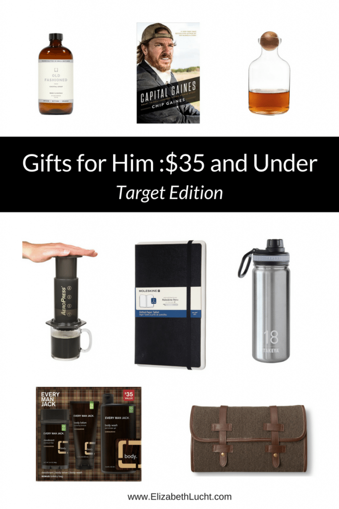 Gifts for Him Under $35 from Target