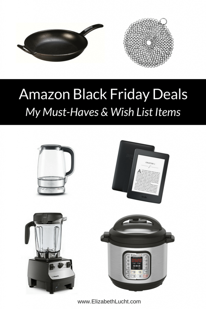 Amazon Black Friday Deals: Must-Haves and Wish List Items