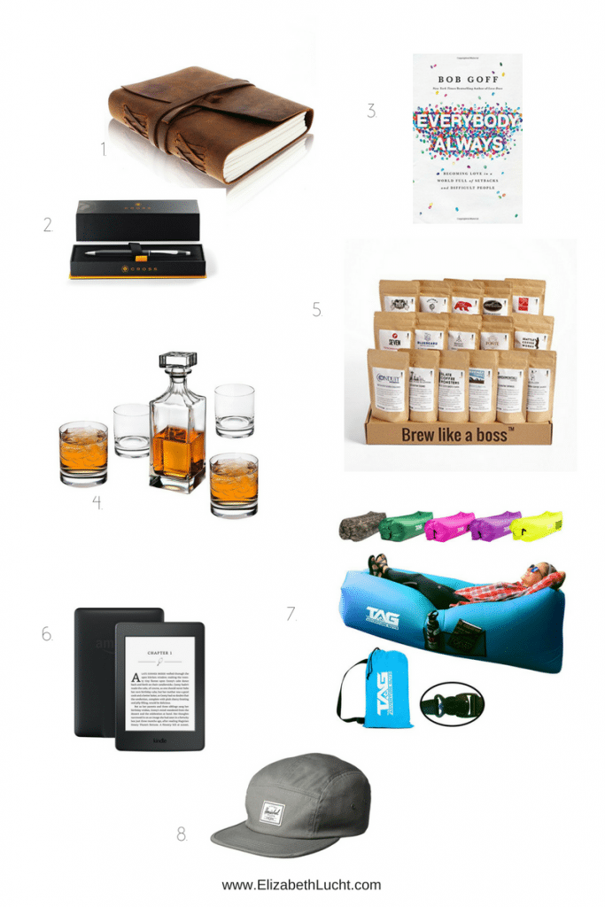 Father's Day Gift Guide: Amazon Recommendations & Santa Barbara Shop Options