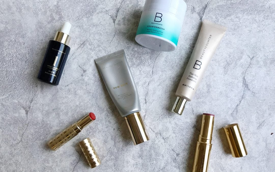 My Current Favorite Go-To Beautycounter Products [& a Limited Time Special!]