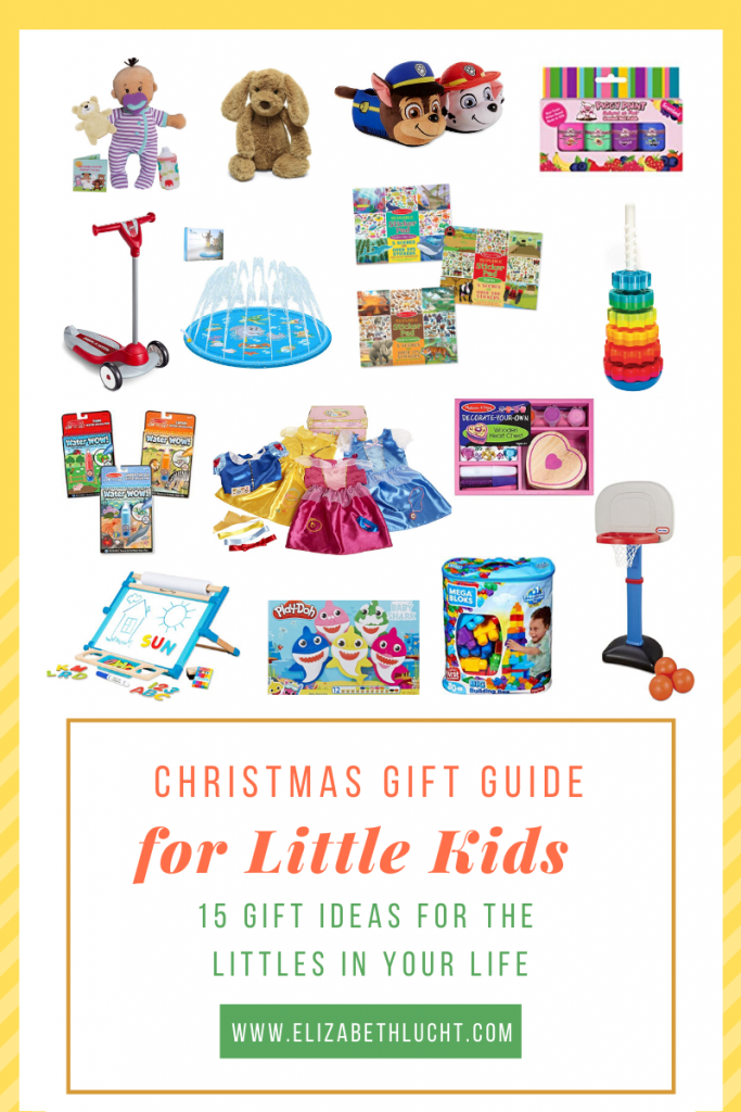 Christmas Gift Guide for Little Kids