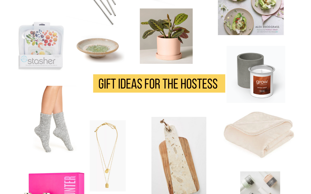Gift Guide for the Hostess: 14 Thoughtful and practical gift ideas