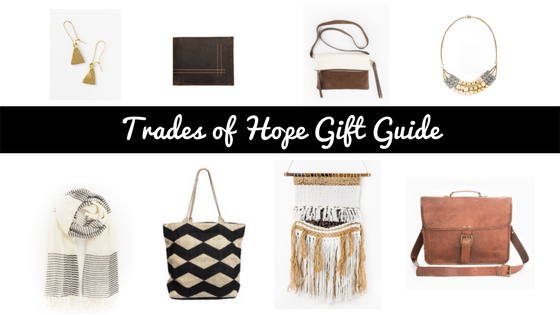 Trades of Hope Christmas Gift Guide 2017 | Mama Spotlight: Michelle R.