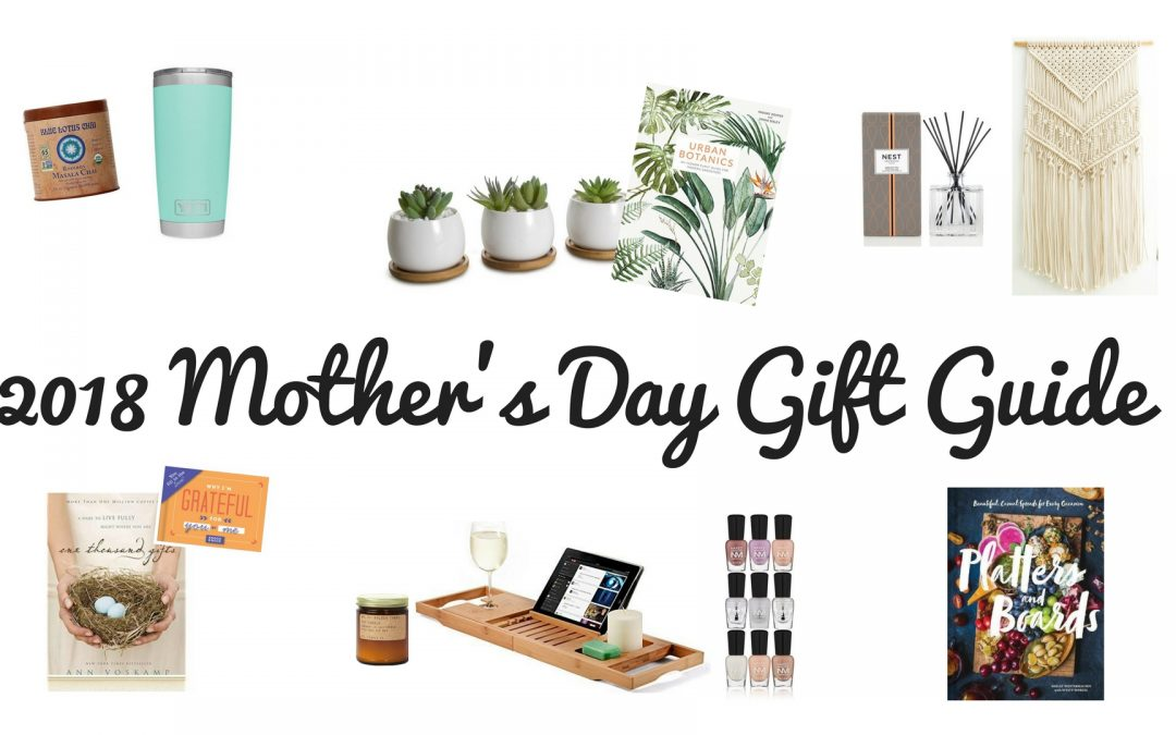 Mother's Day Gift Guide: Gifts from Amazon–all under $50!