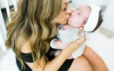 I AM MOTHER : A Reflection on Motherhood with Analee Ward | Santa Barbara Newborn Photography