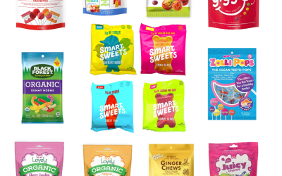 14+ Better-for-you Fruity Candy Options: For kids of all ages!
